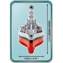 4812 Cobi Pancernik USS Iowa (BB-61)