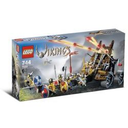 7020 Армия Викингов и тяжелая катапульта