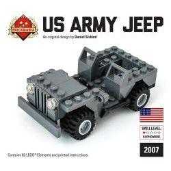 Американский армейский автомобиль