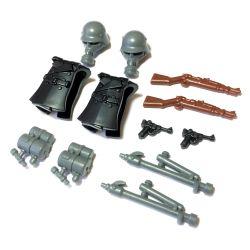 Набор для создания немецких огнеметчиков