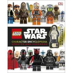 Book 5004853 LEGO Star Wars Character Encyclopedia