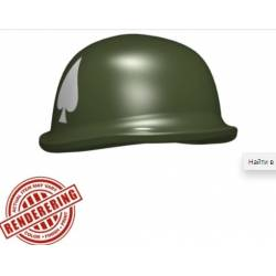 M1 US Helmet Army Green (506th Infantry)