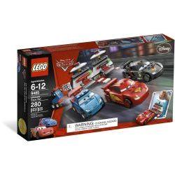 9485 Крутой гоночный набор