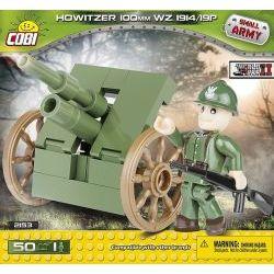 2153 Гаубица 100 mm 1914/19 P