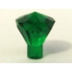 Драгоценный камень зеленого цвета