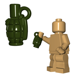 Allies Grenade OD Green