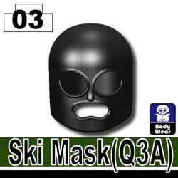 Балаклава черная Q3A