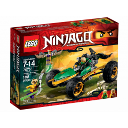 70755 LLOYD'S JUNGLE RAIDER