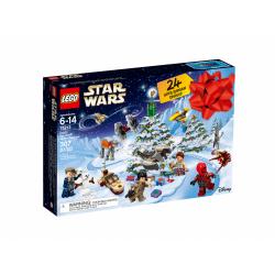 75213 Новогодний календарь 2019 Звездные Войны