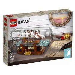 21313 Корабль в бутылке