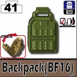 Backpack BF16 green