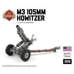 Американская гаубица M3 105mm