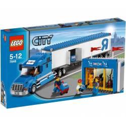 """7848 Тягач с игрушками магазина """"ToysRUs """""""