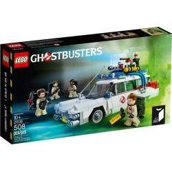 21108 Машина охотники за привидениями Экто 1