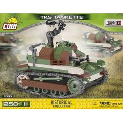 2383 Польский легкий танк-разведчик ТКС