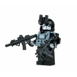 Cia Sad/Sog Paramilitary Commando Minifigure