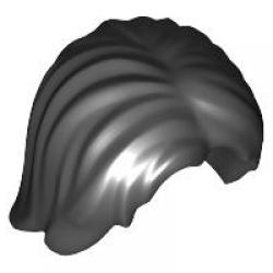 Женская прическа черного цвета арт 88283