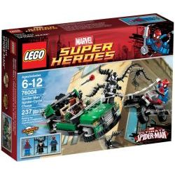 76004 Spider-Man : Spider-Cycle Chase