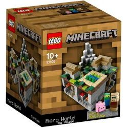 21105 Minecraft Micro World: The Village
