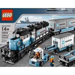 10219 Maersk Train