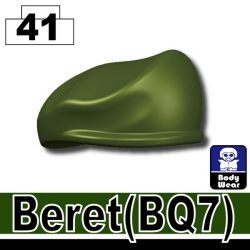 Beret tank green