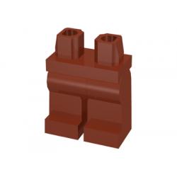 Reddish brown legs