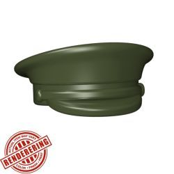 Officer Hat Army Green