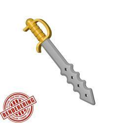 Dragon Sword (Gold)