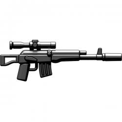 AK-SV Gunmetal