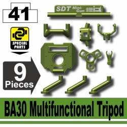 BA35 MS Plug-in Tank Green