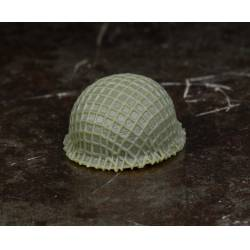 Американский Шлем с сеткой M1 - Брикмания