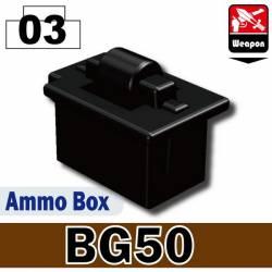 Ammo Box BG50 Black