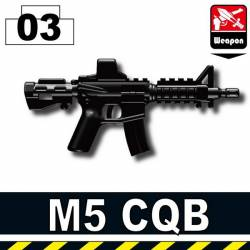 Винтовка M5CQB черная