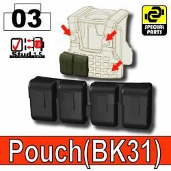 Pouch(BK31) Black