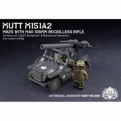 Армейский автомобиль повышенной проходимости M151A2