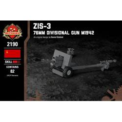 Дивизионная пушка М1942 ЗИС-3-76 мм