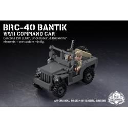 BRC-40 Bantik – WWII Command Car