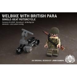 Велбайк - Британский одноместный мотоцикл