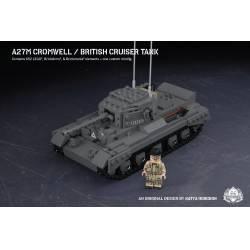 "Британский танк A27M ""Кромвель"""