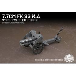 77-мм Полевая Пушка Образца 1896