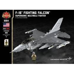 F-16® Fighting Falcon® - Supersonic Multirole Fighter