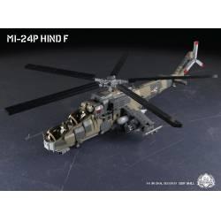 """Вертолет Ми-24 """"Крокодил"""""""