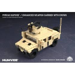 Американский вездеход Хамви M1151A1