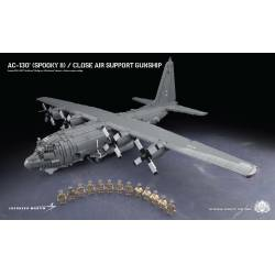 AC-130 (SPOOKY II) - Close Air Support Gunship