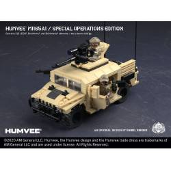 Humvee M1165A1 - Special Operations Edition