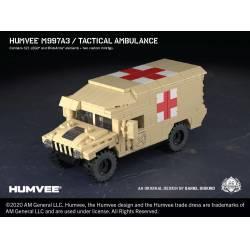 Humvee M997A3 - Tactical Ambulance