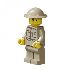 Американский солдат Первой Мировой