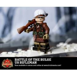 Battle of the Bulge U.S. Rifleman