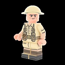 """Британский солдат - """"Пустынные крысы"""" V2"""
