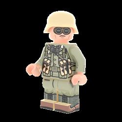 Afrikakorps - MP40